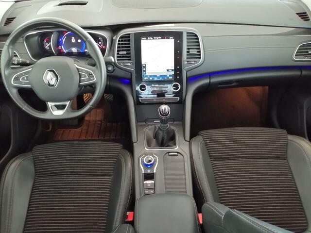 Inside Talisman Diesel  Azul Cosmos
