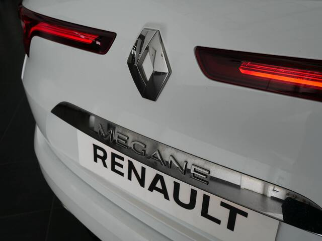 Outside Mégane Sport Tourer Diesel  BLANCO