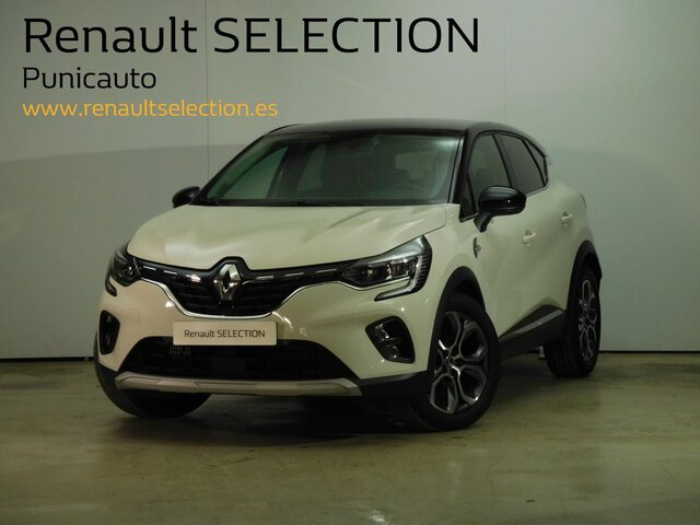 Captur  BLANCO albatros tech