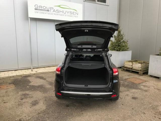 Exterieur Clio Grandtour  zwart