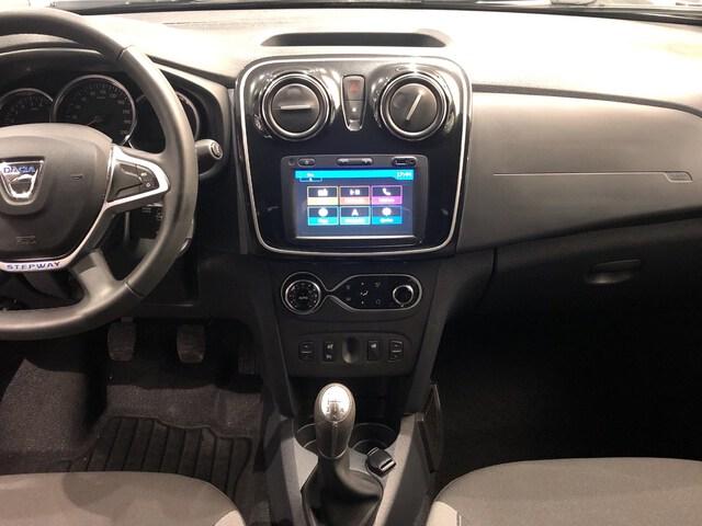 Inside Sandero Diesel  Gris
