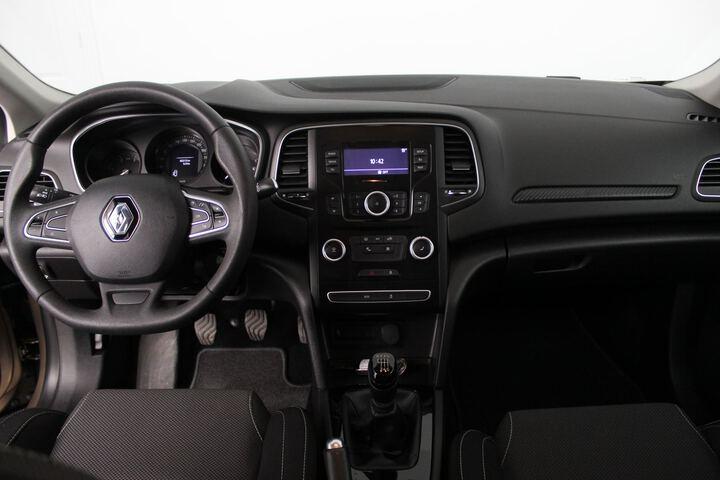 Inside Mégane Diesel  Beige Duna