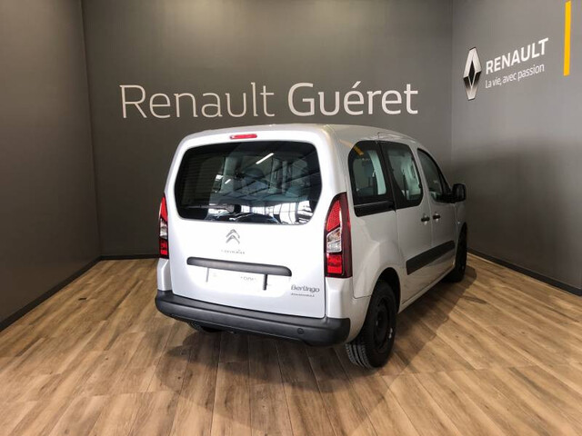 BERLINGO Confort GRIS CLAIR