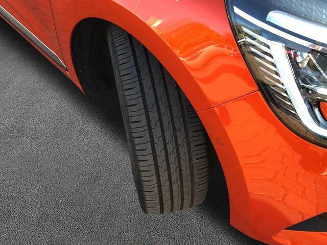 Outside Clio Híbrido  Naranja
