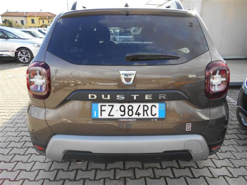 Esterni Duster II 2018 Metallizzata Marrone