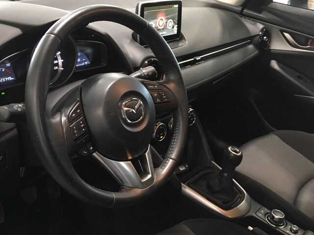 Inside CX-3  Arctic white
