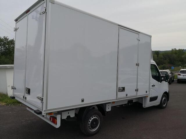 MASTER CHASSIS CABINE CONFORT BLANC MINERAL