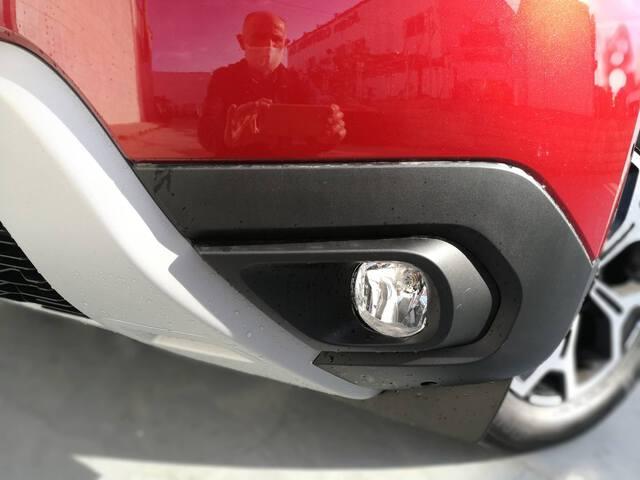 Outside Duster Diesel  Rojo