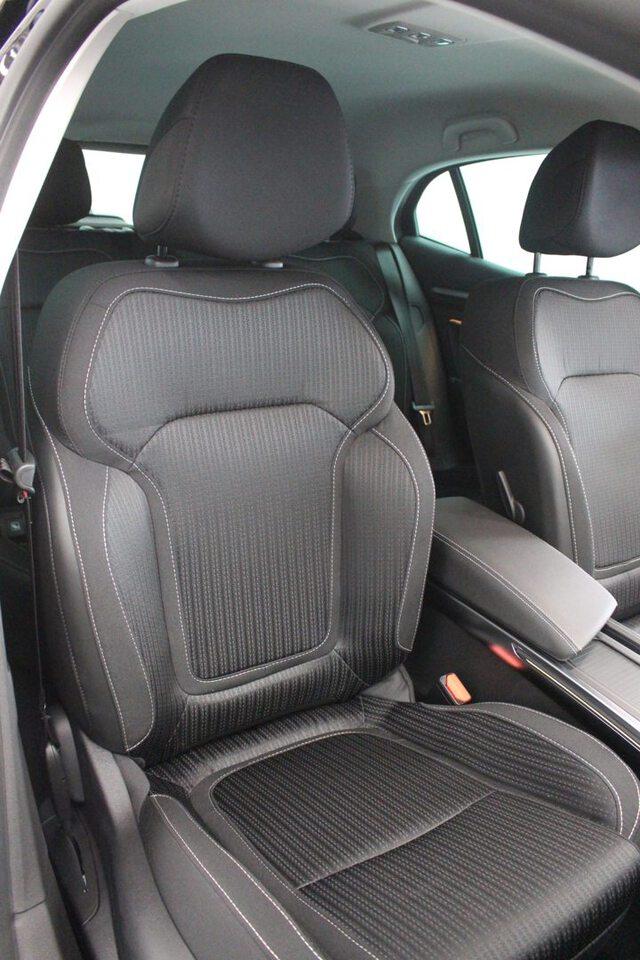 Inside Mégane Diesel  Gris