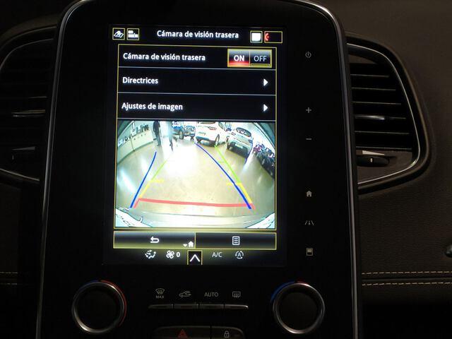 Inside Grand Scénic  Gris casiopea   tech