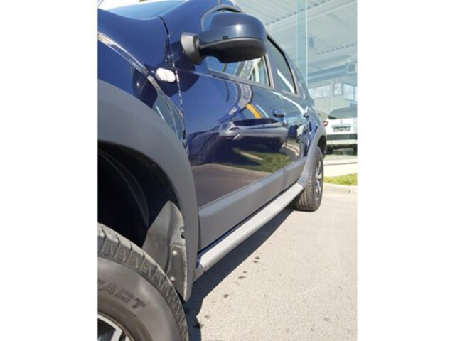 Extérieur Duster  bleu