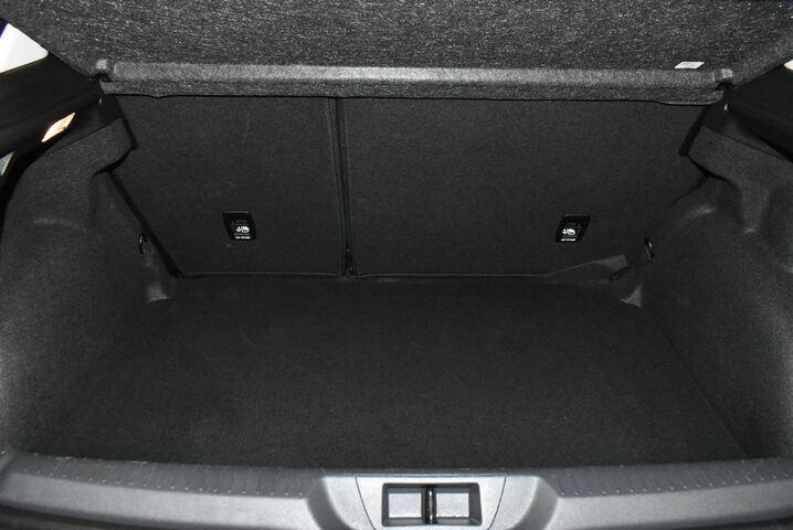 Inside Mégane  Negro