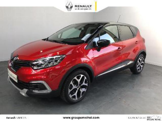 CAPTUR Intens ROUGE FLAMME/TOIR NO