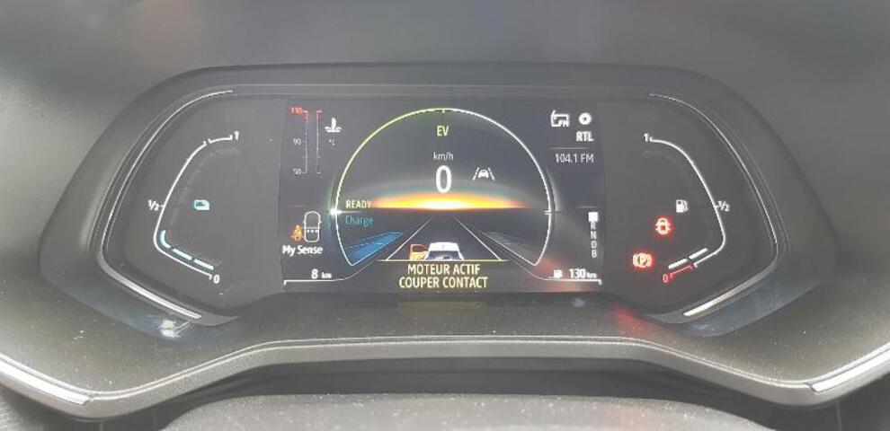 CLIO Intens GRIS TITANIUM