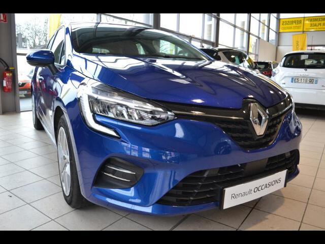CLIO Business BLEU IRON