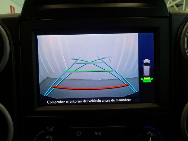 Inside Partner Furgón Diesel  Blanco Banquise