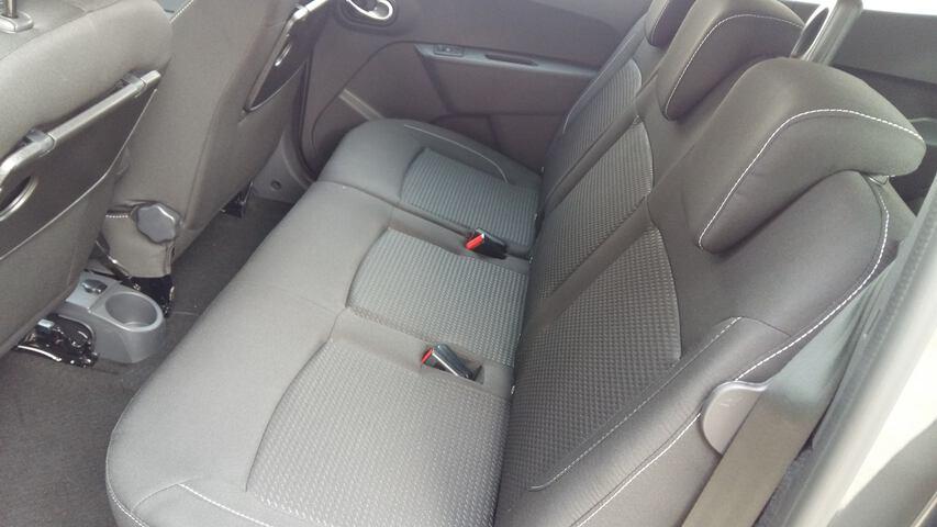 Inside Lodgy Diesel  Gris Cometa