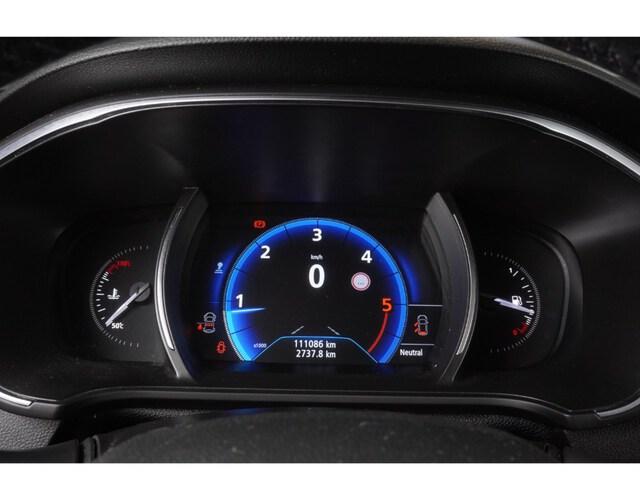 Inside Mégane Diesel  Azul Cosmos
