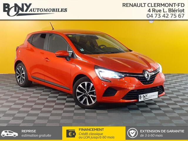 CLIO Zen orange valencia