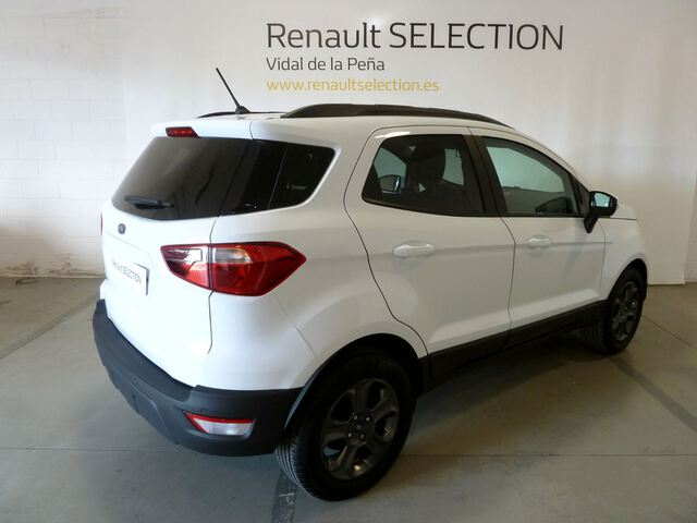 Outside EcoSport Diesel  Blanco