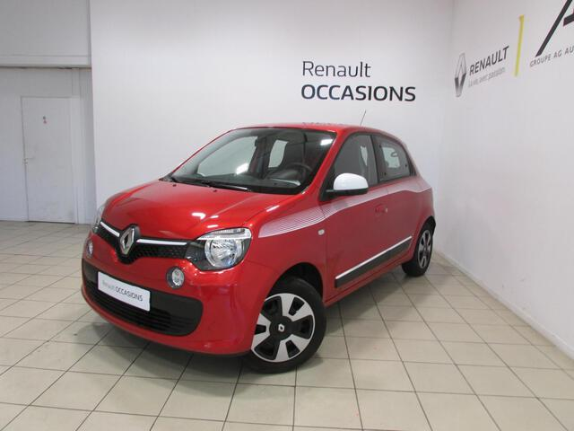 TWINGO Limited ROUGE FLAMME