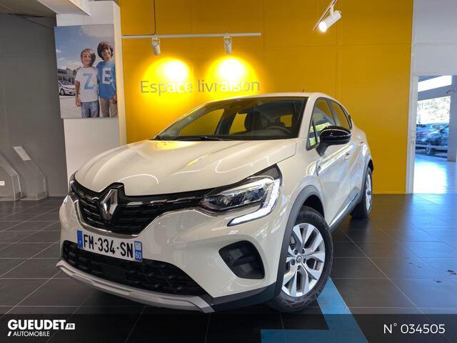 CAPTUR Business BLANC ALBATRE
