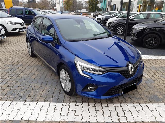 Esterni Clio V 2019 Metallizzata Blu