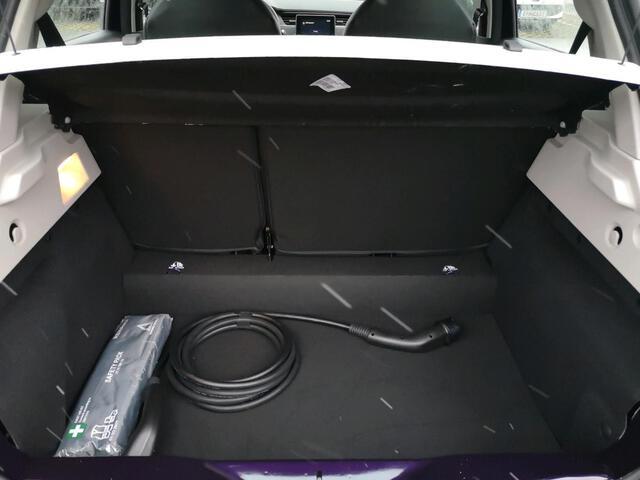 Außenausstattung 9557 (Batteriemiete) VIOLET-BLUEBERRY     violett