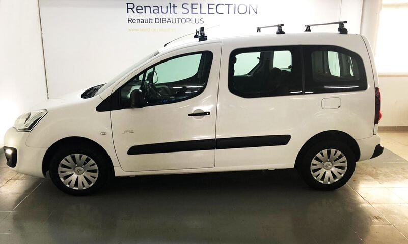Outside Berlingo Combi Diesel  Blanco Banquise