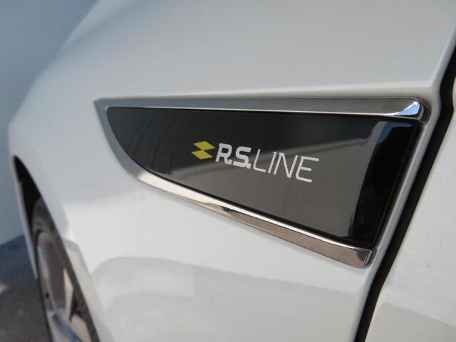 MÉGANE R.S. Line BLANC NACRE