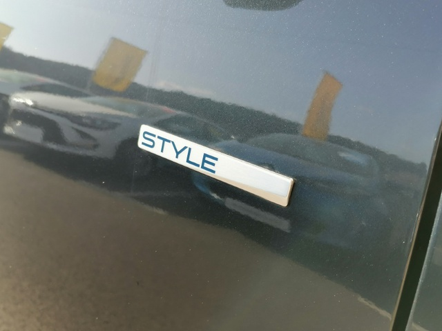 108 Style GRIS FONCE