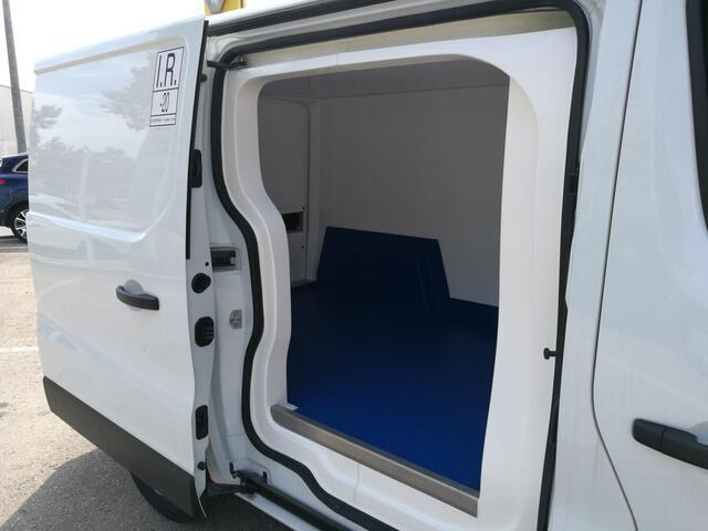 Inside Trafic Furgón Diesel  Blanco