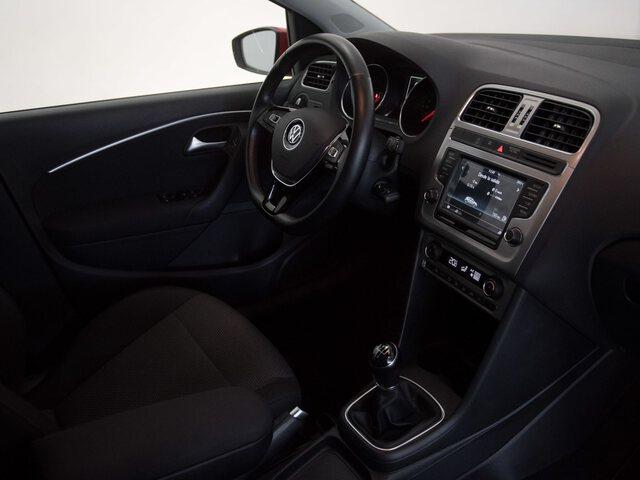 Inside Polo Diesel  Rojo Flash