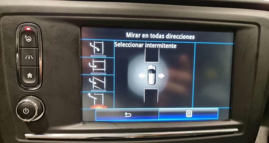 Inside Kadjar Diesel  BLANCO NACARADO