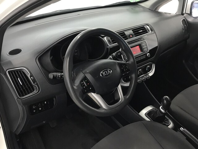 Inside Rio Diesel  Clear White