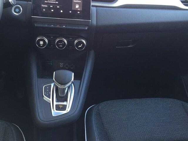 Inside Captur Híbrido Enchufable  GRIS CASIOPEA