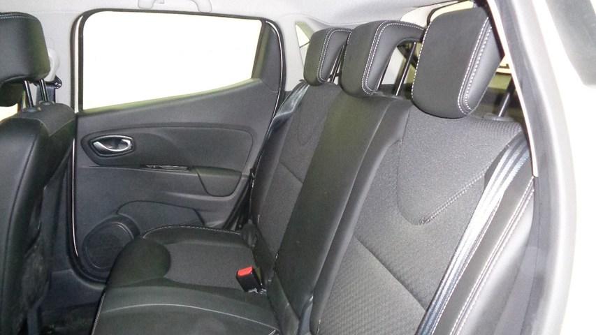 Inside Clio  Blanco Marfil