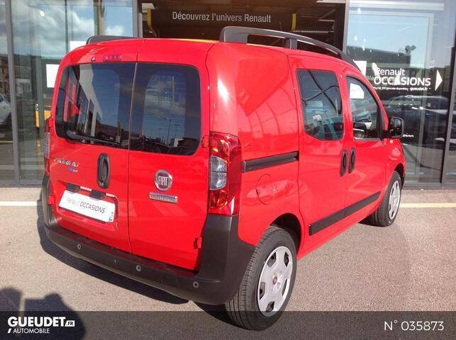 FIORINO  ROUGE FONCE