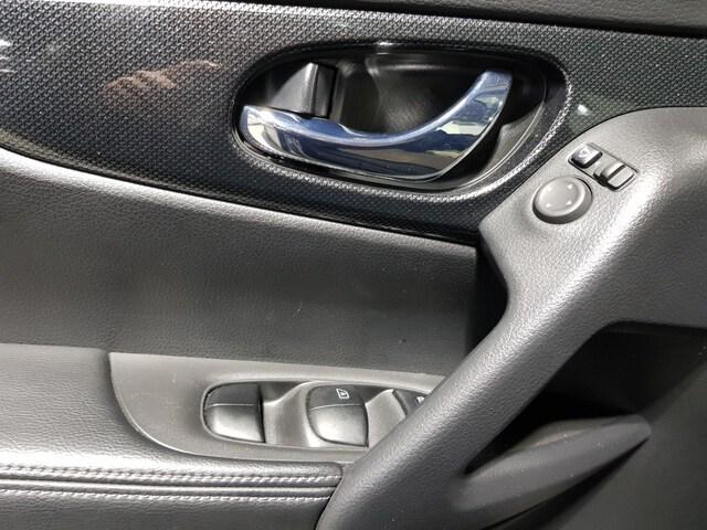 Inside X-Trail Diesel  Gris