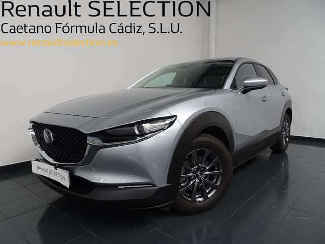 CX-30  Machine Gray