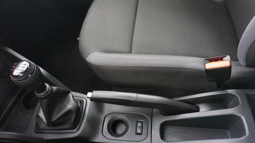 Inside Duster  Blanco