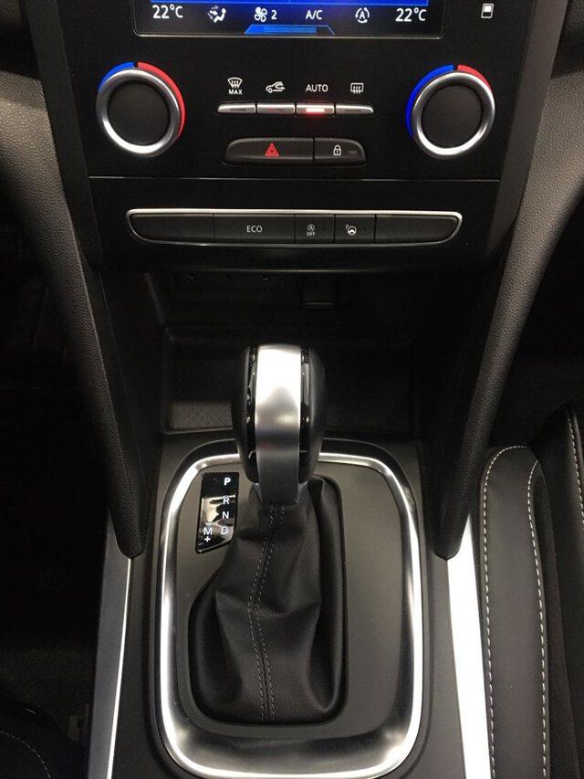 Inside Mégane Sport Tourer Diesel  GRIS