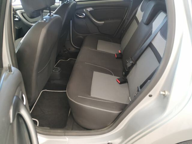 Inside Duster  Gris Platino