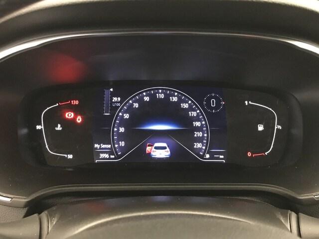 Inside Mégane Diesel  Gris báltico