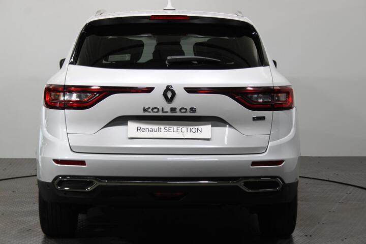Outside Koleos Diesel  Blanco Universal