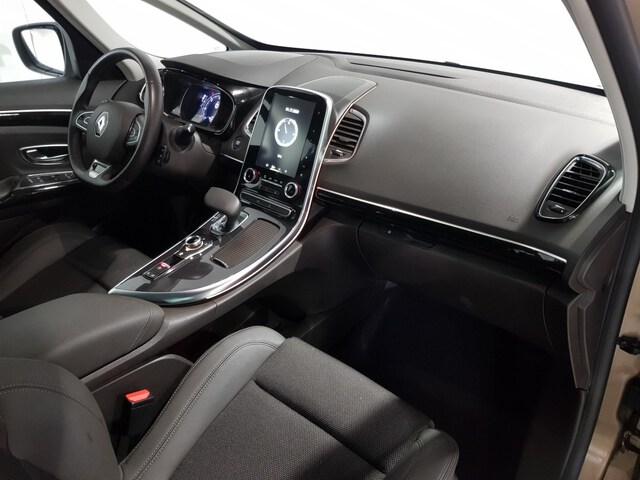 Inside Espace Diesel  Beige