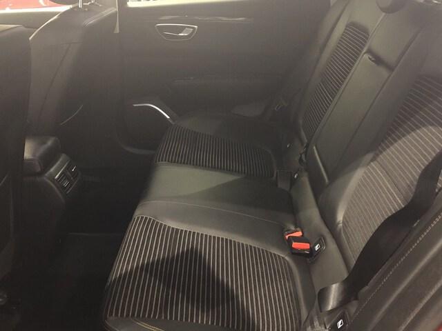 Inside Talisman Diesel  Rojo