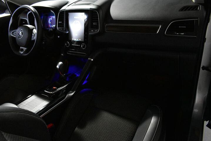 Inside Koleos Diesel  Gris
