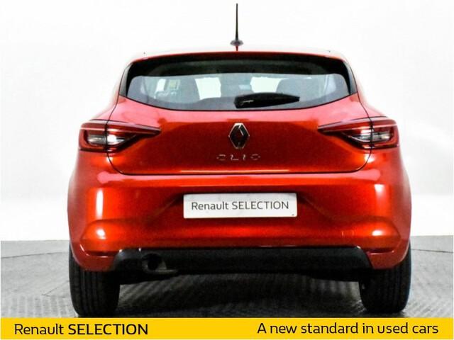 Exterior Clio  Red