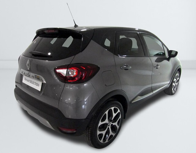 Outside Captur  Gris Casiopea/Techo